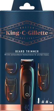 King C Gillette Beard Trimmer Skäggtrimmerkit, 1 st