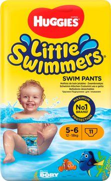 Huggies Little Swimmers 12-18 kg Simblöja, 11 st