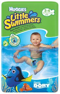 Huggies Little Swimmers 7-15 kg Simblöja, 12 st