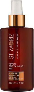 St Moriz Advanced DryOil Self Tan Mist Brun utan sol, 150 ml