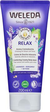 Weleda Aroma Shower Relax Duschtvål, 200 ml