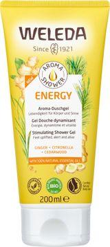 Weleda Aroma Shower Energy Duschtvål, 200 ml
