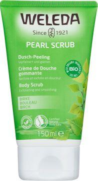 Weleda Birch Pearl Body Scrub Kroppsskrubb, 150 ml