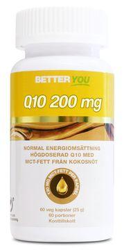 Better You Q10 200Mg Kapslar, 60 st