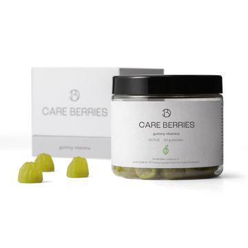 Care Berries Active Tuggtablett, 60 st