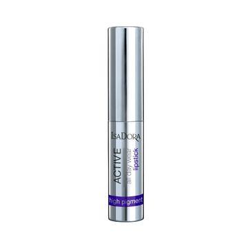 Isadora Active All Day Wear Lipstick 15 Active Red Läppstift, 1,6 g