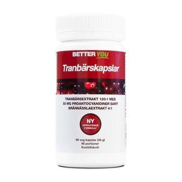 Better You Ekologiska Tranbärskapslar Kapslar, 90 st