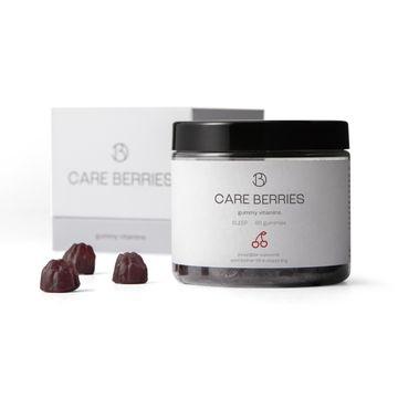 Care Berries Sleep Tuggtablett, 60 st