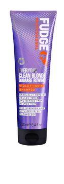 Fudge Clean Blonde Everyday Shampoo Schampo, 250 ml