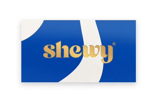Shewy Energy Tuggummi, 8 st