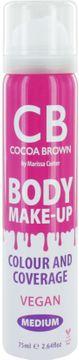 Cocoa Brown Make-Up Vegan Colour & Coverage Medium Brun utan sol. 75 ml