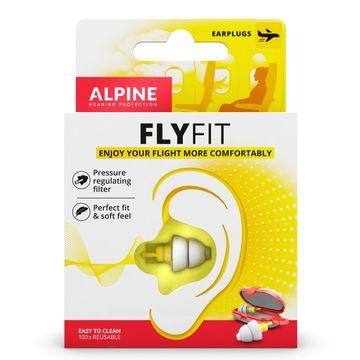 Alpine FlyFit Ear Plugs Öronproppar, 1 par