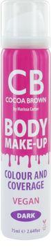 Cocoa Brown Make-Up Vegan Colour & Coverage Dark Brun utan sol. 75 ml