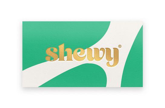 Shewy Fitness Tuggummi, 8 st