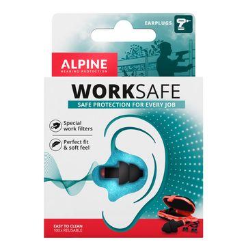 Alpine WorkSafe Ear Plugs Öronproppar, 1 par