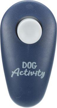 Trixie Dog Activity Finger Klicker Klicker för djurträning, 1 st