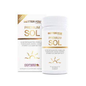 Better You Premium Sol Kapslar, 50 st