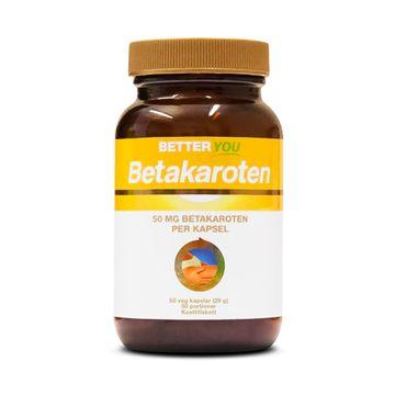 Better You Betakaroten 50 Mg Kapslar, 50 st