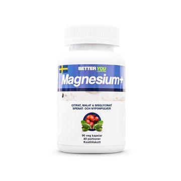Better You Magnesium Plus Kapslar, 90 st