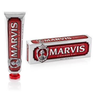 Marvis Cinnamon Mint Tandkräm, 85 ml