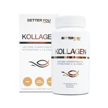 Better You Premium Kollagen Kapslar, 120 st