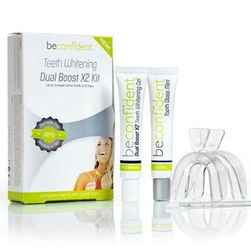 Beconfident Teeth Whitening Dual Boost X2 Kit Tandblekning, 20 ml