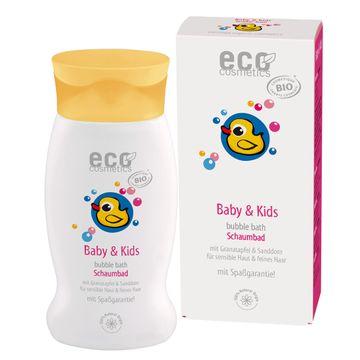 Eco Cosmetics Baby & Kids Bubble Bath Bubbelbad, 200 ml