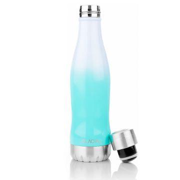 Glacial Bubble Mint 400 ml Vattenflaska, 1 st