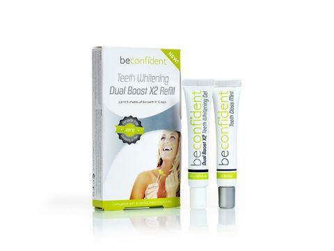 Beconfident Teeth Whitening Dual Boost X2 Refill Tandblekning, 20 ml