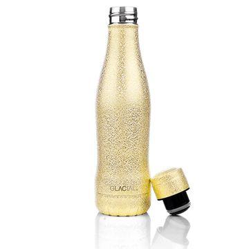 Glacial Gold 400 ml Vattenflaska, 1 st