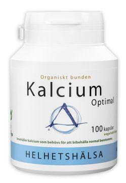 Helhetshälsa KalciumOptimal 100 kapslar