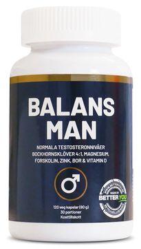 Better You Balans Man Kapslar, 120 st