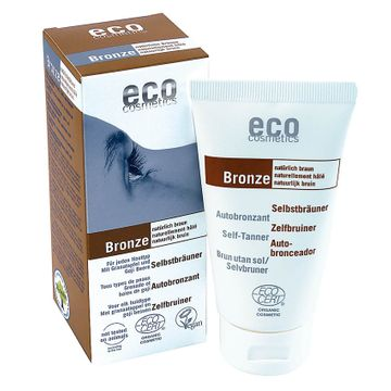 Eco Cosmetics Bronze Granatäpple Brun-utan-sol, 75 ml