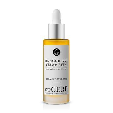 c/o Gerd Lingonberry Clear Skin Ansiktsolja, 30 ml
