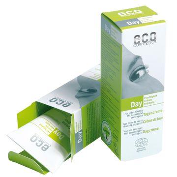 Eco Cosmetics Day Dagkräm, 50 ml