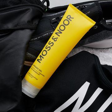 Moss & Noor After Workout Shower Gel Clean Eucalyptus Duschtvål, 150 ml