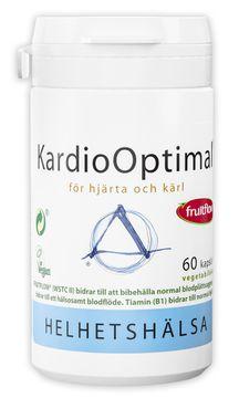 Helhetshälsa KardioOptimal med FruitFlow 60 kapslar