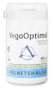 Helhetshälsa VegoOptimal 60 kapslar