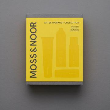 Moss & Noor After Workout Collection Box Prova på kit kroppsvård, 1 st