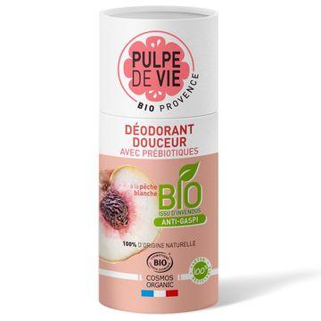 Pulpe de Vie Deodorant Prebiotic White Peach Deodorant, 55, g