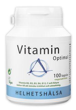 Helhetshälsa VitaminOptimal 100 kapslar