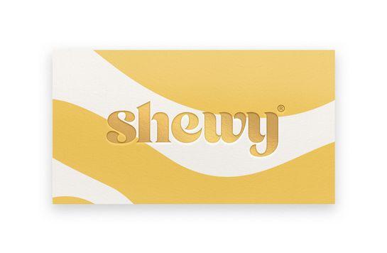 Shewy D-Essentials Tuggummi, 8 st