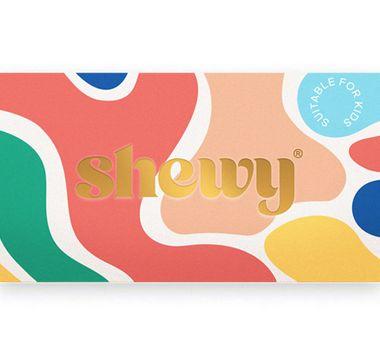 Shewy Multivitamin Tuggummi, 8 st