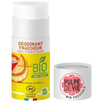 Pulpe de Vie Deodorant Prebiotic Grapefruit Deodorant, 55, g