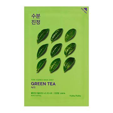 Holika Holika Pure Essence Mask Sheet Green Tea Ansiktsmask, 23 ml