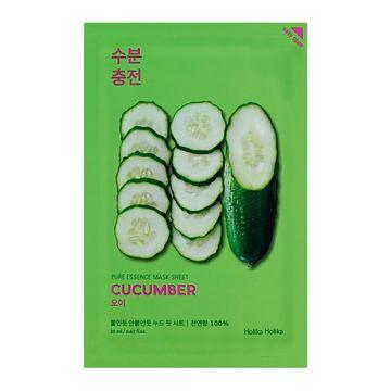 Holika Holika Pure Essence Mask Sheet Cucumber Ansiktsmask, 23 ml