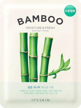 It'S Skin The Fresh Mask Sheet Bamboo Ansiktsmask. 19 g
