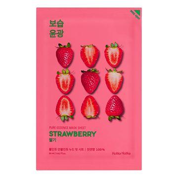 Holika Holika Pure Essence Mask Sheet Strawberry Ansiktsmask, 1st