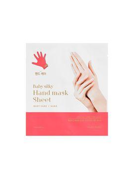 Holika Holika Baby Silky Hand Sheet Mask Handmask, 1 par