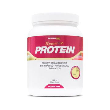 Better You Smoothie Protein Naturell Pulver, 660 g